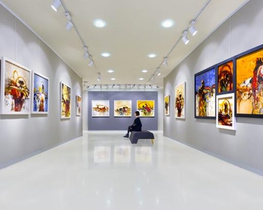 Buy fine art with IDON