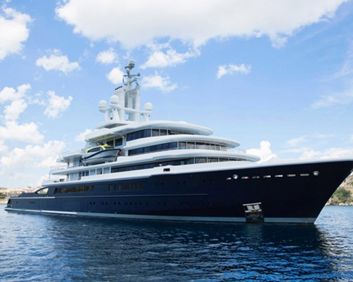 Charter a private yacht with IDON