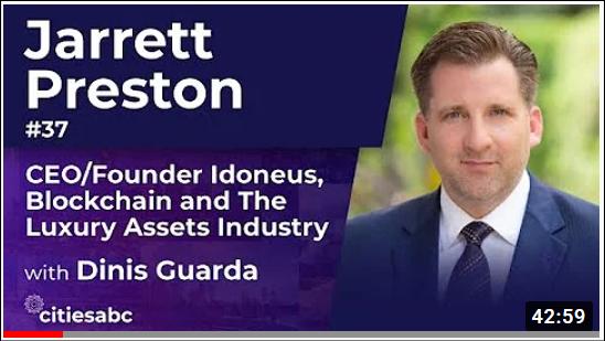 Interview with Jarrett Preston