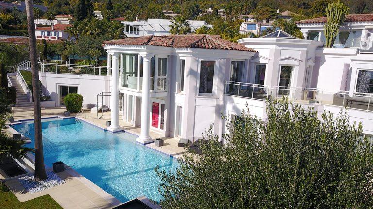 Villa Marina - Side view